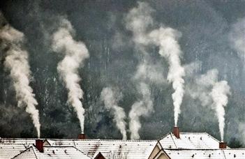 Légszennyezettség a helytelen lakossági tüzelésből - Balogh Boglárka Sára